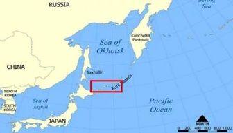 اعتراض ژاپن به ساختوسازهای نظامی روسیه در جزایر کوریل
