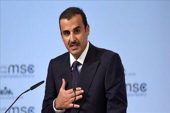 امیر قطر: تحریم ها اعتماد به نفس ما را بالاتر برد