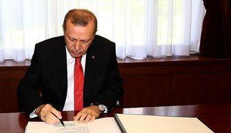 اردوغان قانون توافق با رژیم صهیونیستی را امضا کرد