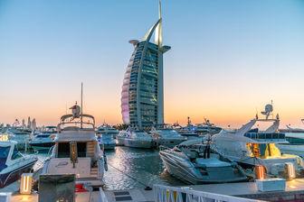 دبی؛ سرزمین کویر طلایی، دریایی آبی و آفتاب درخشان