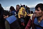 درخواست سازمان ملل در امدادرسانی به بحران پناهجویان