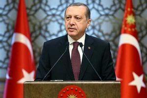 تحفه اردوغان به نخست وزیر سابق ترکیه