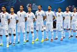 اعلام اسامی بازیکنان دعوت شدت به اردوی تیم فوتسال المپیک ایران