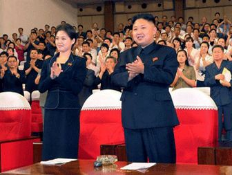 N. Korea: Mickey Mouse & the mystery Madame