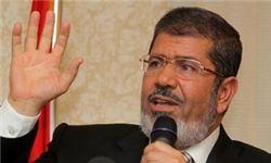 مرسی بیانیه جدید قانون اساسی را صادر کرد