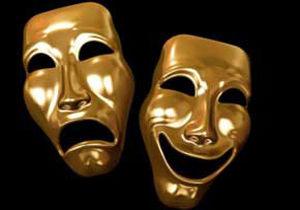 ترویج پوشش نامتعارف غربی در تئاتر + تصاویر