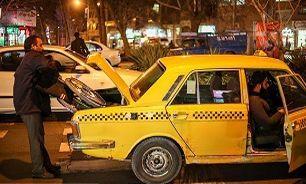 آخرین آمار تاکسیهای پیکان فرسوده سطح شهر تهران