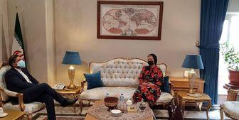 رایزنی سخنگوی وزارت خارجه روسیه با خطیبزاده