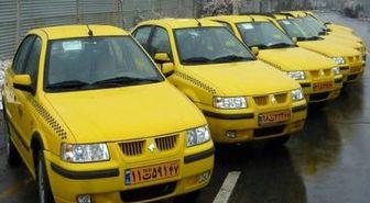 تمام تاکسی های فرسوده تا پایان سال جمع آوری می شوند