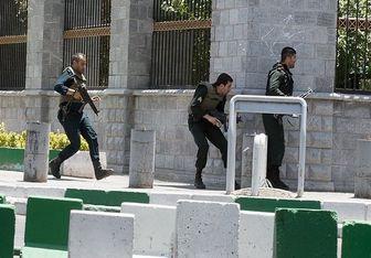تروریستها نتوانستند وارد محوطه نزدیک پارلمان شوند