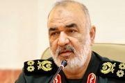 واکنش فرمانده کل سپاه به عقبنشینی دشمن از سوریه + فیلم