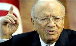 السبسی: رئیسجمهور همه تونسیها هستم