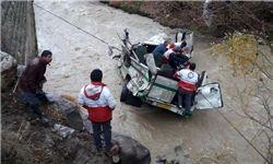 پیکر 5 نفر از مفقودان رودخانه پیدا شد+تصاویر