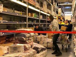 چرا مردم ایران به فروشگاهها حمله نمیکنند؟