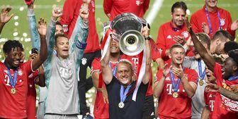 لواندوفسکی و فلیک بهترین بازیکن و مربی سال آلمان شدند