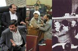 مروری بر جنجالیترین کتککاریهای سیاسی ایران