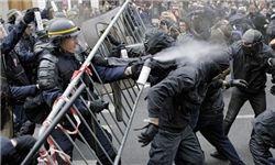 تدابیر امنیتی استثنایی در پاریس