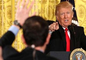 افشای جاسوسی رژیم صهیونیستی از ترامپ و کاخ سفید