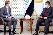 گفتوگوی مقام عراقی با سفیر انگلیس درباره ایران