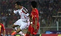 درگیری بازیکن سابق استقلال با جلال حسینی