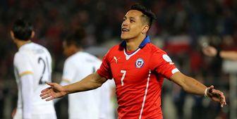 بهترین بازیکنان کوپا آمریکا+ عکس