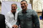 کیروش: تیم ملی را به علی دایی میسپارم