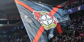 بایرلورکوزن به رکورد 100 گل زده در لیگ قهرمانان اروپا رسید