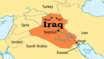 سفارت آمریکا در بغداد مورد حمله موشکی قرار گرفت