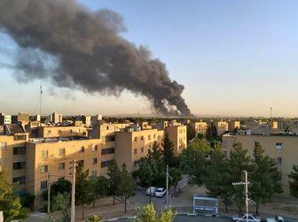 وجود خطر انفجارهای مهیب در پالایشگاه تهران
