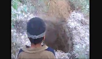 داعش نوجوان ۱۷ ساله سوری را گردن زد