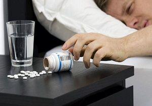خطر مصرف قرصهای خوابآور