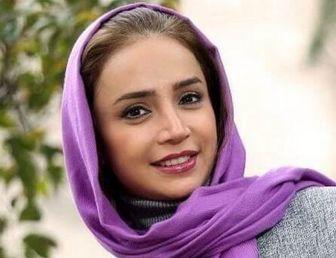 استقبال شبنم قلی خانی از نوروز /عکس