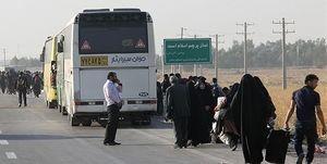 آمادگی 4 مرز کشور برای پذیرایی از مسافران اربعین