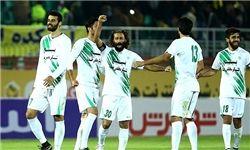 شکست سنگین النصر امارات مقابل ذوب آهن