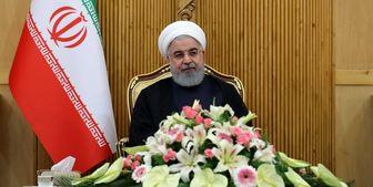 روحانی: هرچه داریم از مقاومت ملت ایران است