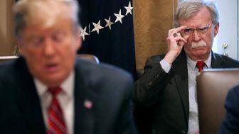 چشمان ترامپ در برابر کرونا کور شده بود