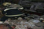 تخریب منزل مسکونی در اثر انفجار مواد محترقه