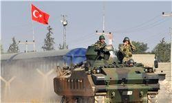 پایان عملیات نیروهای ترکیه در الباب سوریه