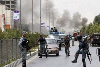 عملیات انتحاری در شهر کابل