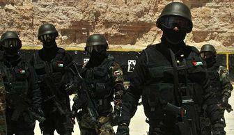 عملیات کماندویی اردن علیه داعش