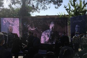 وداع چهره ها با پدرسالار سینمای ایران/ مراسم تشییع «محمد علی کشاورز» برگزار شد+ تصاویر