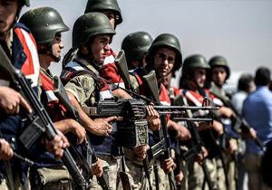 ترکیه در آستانه حمله زمینی به کردهای سوریه