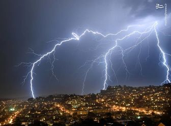 هشدار؛ باران، طوفان و صاعقه در راه است