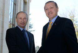 رایزنی تلفنی اردوغان و پوتین