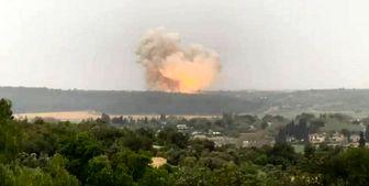 انفجار در مرکز فلسطین اشغالی حادثهای طبیعی یا انفجاری عمدی؟
