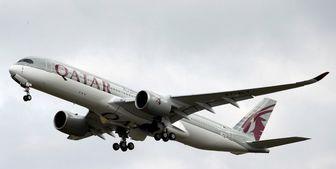 هواپیمایی قطر: پروازها به ایران ادامه خواهد داشت