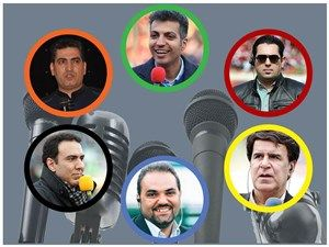 گزارشگر بازی های ایران در جام جهانی مشخص شد