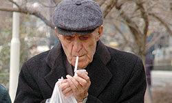 مرگ زودرس به دلیل دود غیرمستقیم دخانیات