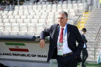 کارلوس کی روش دوست دارد به ایران برگردد!
