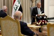پیام مکتوب محمود عباس در دستان وزیر خارجه عراق
